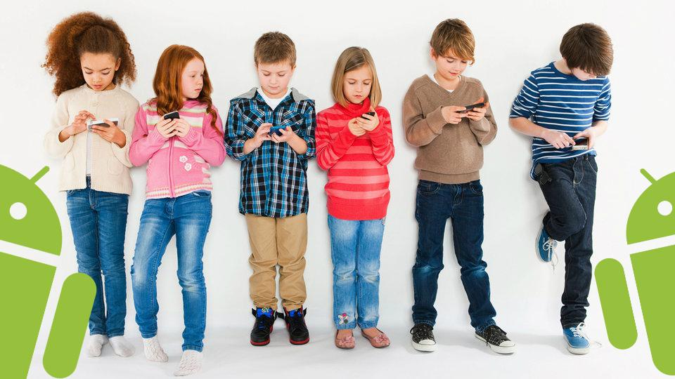 Solo uno de cada cuatro padres controla el móvil a su hijo
