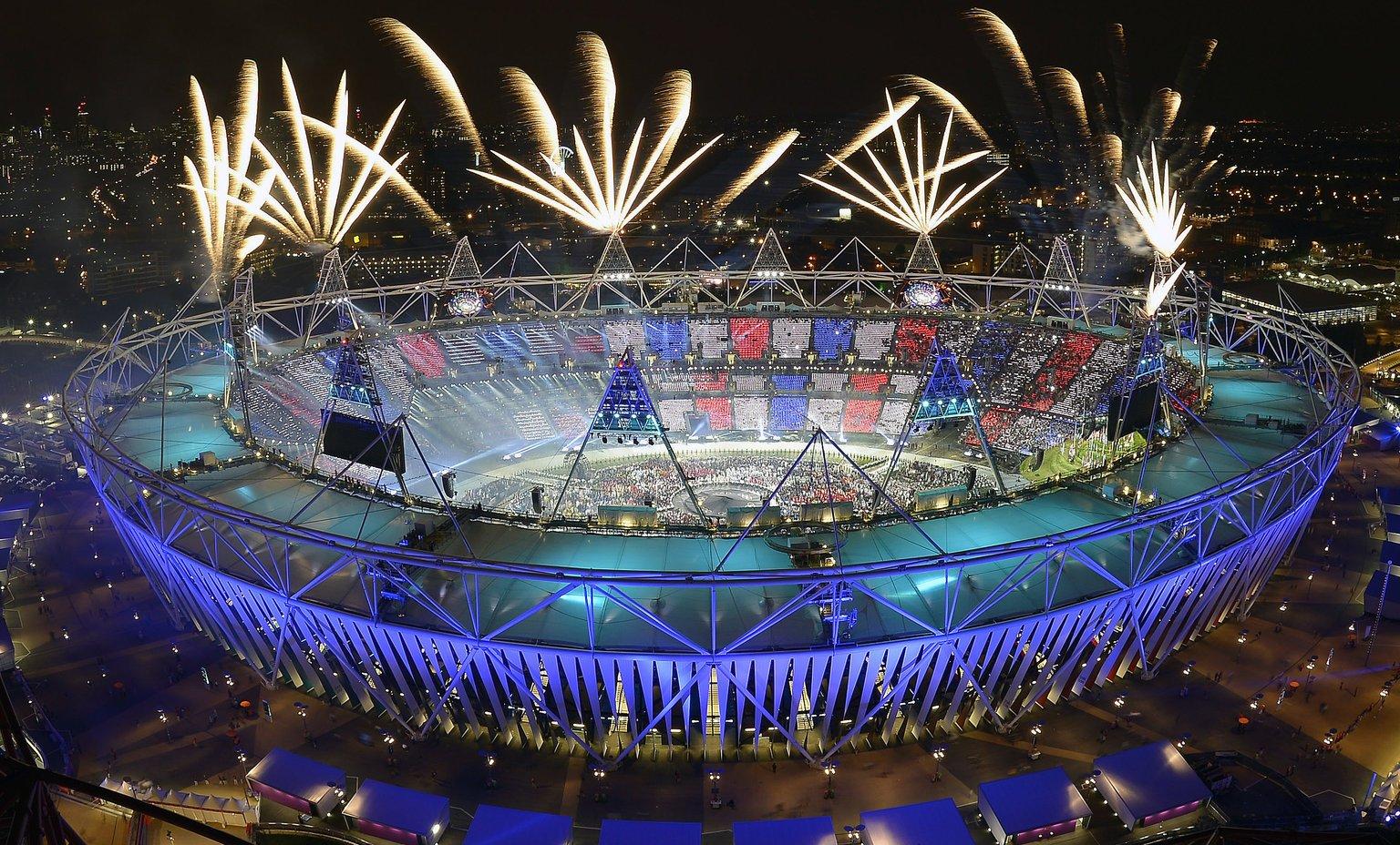 La Tecnología Detrás De Los Juegos Olímpicos? entérate