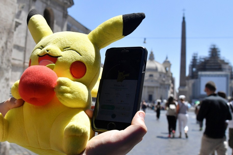 Did you read the contract to download Pokemon GO? This may interest you